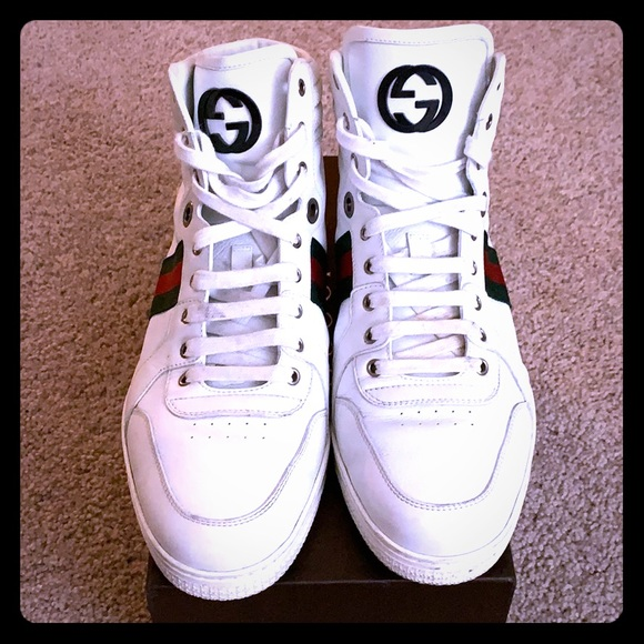 Gucci Shoes   Authentic Mens High Top